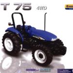 TRACTORES TT75